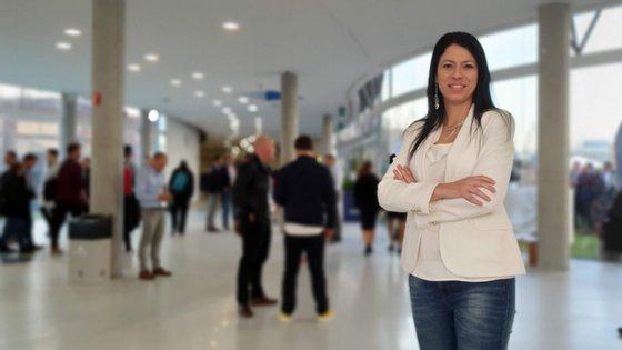 Daniela Braga fundou a DefinedCrow em 2015, depois de ter estado durante sete anos na Microsoft