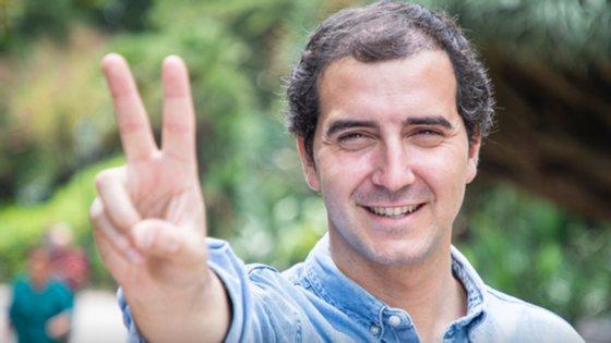 Alexandre Poço foi eleito este domingo