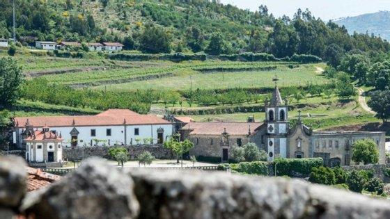 As origens do Mosteiro de Sano André de Ancede antecedem a fundação de Portugal