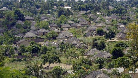 Cabo Delgado é desde outubro de 2017 palco de ações de grupos armados, que, de acordo com as Nações Unidas, forçaram à fuga de 250.000 pessoas de distritos afetados pela violência, mais a norte da província