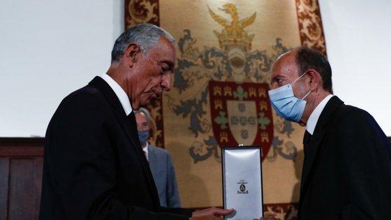 Marcelo Rebelo de Sousa diz que já pediu a auditoria ao Novo Banco há dois anos