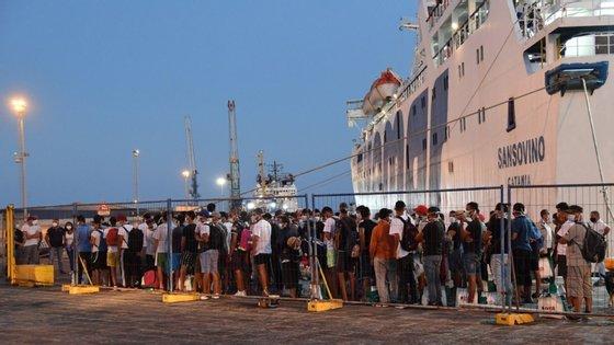 Estas iniciativas decorreram também no âmbito do programa da UE para relocalização de migrantes menores, que até agora já envolveu 12 Estados-membros, incluindo Portugal