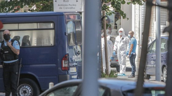 Bruno Candé, morto a tiro no sábado na via pública, era de origem guineense