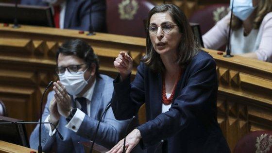 O Grupo Parlamentar de Ana Catarina Mendes vai apresentar em setembro propostas na área do teletrabalho