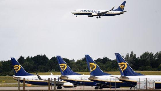 Nos Açores, a Ryanair opera, além da ilha Terceira, para São Miguel.