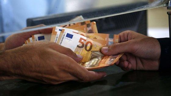 As empresas têm recorrido a empréstimos bancários com garantia de Estado para fazer face às consequências da crise desencadeada pela Covid-19