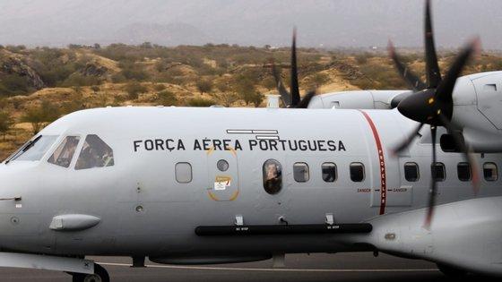 O voo teve a ilha de Terceira como origem.