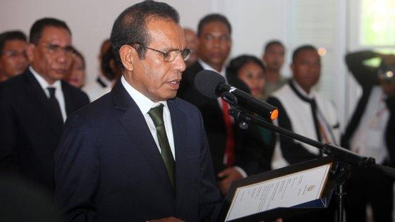 A reunião extraordinária faz parte da agenda do primeiro-ministro, divulgada pelo gabinete de Taur Matan Ruak