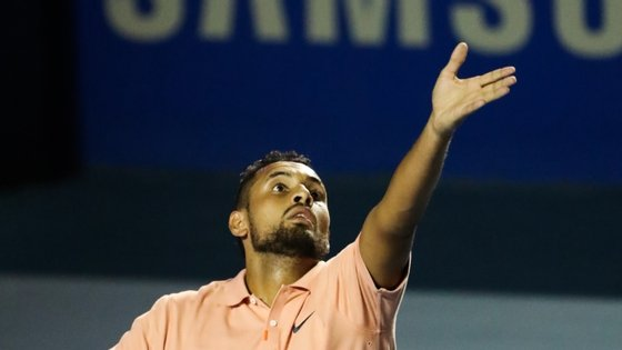 Nick Kyrgios, que já se tinha retirado do Masters 1000 de Cincinnati, segue os passos da sua compatriota Ashleigh Barty