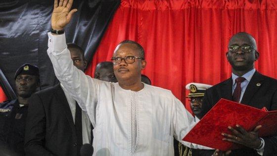 Embalo notou que já é o Presidente da Guiné-Bissau, eleito pelo povo, e que a campanha política já terminou, pelo que, convida todos os políticos do país a abraçarem a ideia da concórdia nacional que lançou