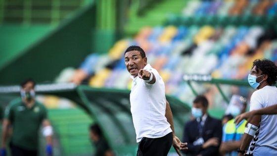 O novo treinador do Marítimo está de regresso à Madeira, onde já orientou clubes como o Portosantense e o Pontassolense