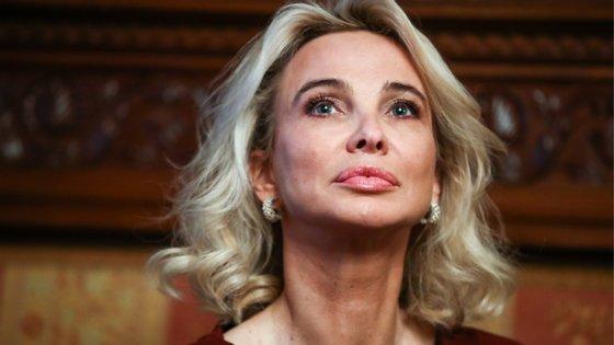 Corinna Larsen manteve uma relação com o rei Juan Carlos entre 2004 e 2013