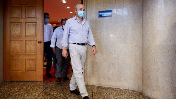 No passado dia 29, o líder parlamentar e presidente do partido, Rui Rio, participou ao CJN a quebra da disciplina de voto por parte dos sete deputados sociais-democratas que se insurgiram contra o fim dos debates quinzenais com o primeiro-ministro