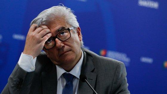 António Lacerda Sales falou juntamente com Rui Portugal sobre os dados de 10 de agosto
