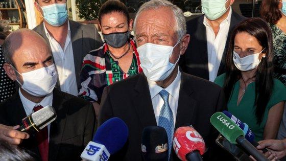 Marcelo não quer ver desgraduados debates sobre Europa que têm tido, normalmente, a presença do PM e ocorrem sempre no plenário..