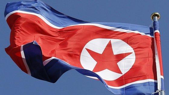 """""""Está provado que a situação (...) foi estabilizada"""", disse o líder norte-coreano Kim Jong-un"""