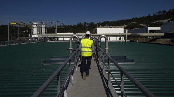 Esta monitorização faz parte de um do projeto de investigação COVIDETECT, coordenado pela Águas de Portugal