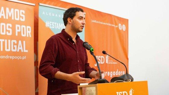 Juventude Social Democrata é liderada por Alexandre Poço
