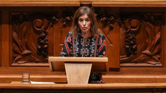 As questões dirigidas ao Ministério da Saúde foram assinadas pela deputada Ana Rita Bessa