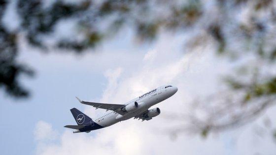 A Lufthansa tem em todo o mundo cerca de 138.000 empregados