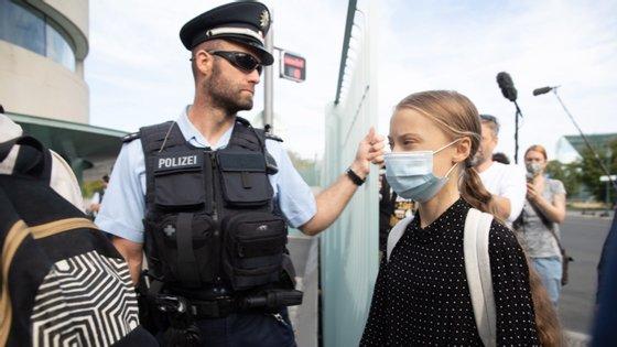 """De acordo com os ativistas, """"a Europa tem a responsabilidade de agir """""""