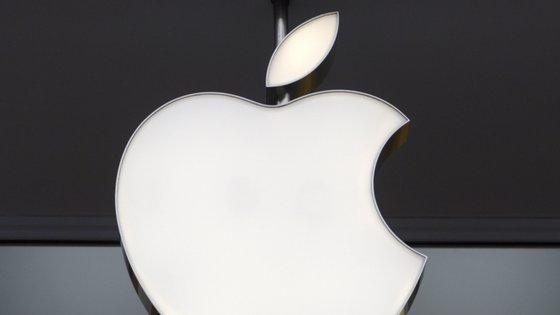 A Apple alcançou na quinta-feira uma valorização de dois biliões de dólares