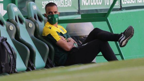A equipa de Rúben Amorim não cumpriu o último teste antes do início da Liga, este domingo com o Nápoles, e ainda não sabe se começa o Campeonato no sábado