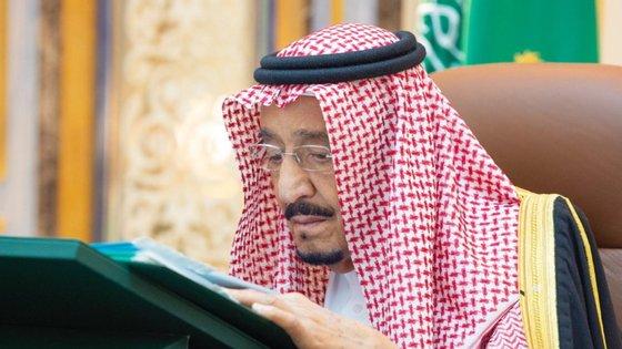 Foi a primeira vez que o rei Salman discursou na ONU, a última vez que um monarca saudita discursou na Assembleia-Geral tinha sido em 1957