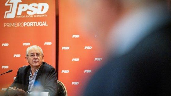 A primeira reunião do novo Conselho Nacional deveria ter acontecido logo em março, mas a pandemia de Covid-19 levou os sociais-democratas a suspenderem todas os encontros presenciais até ao verão