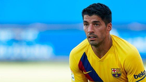 O avançado de 33 anos estava na Catalunha desde 2014, altura em que trocou o Liverpool pelo Barcelona