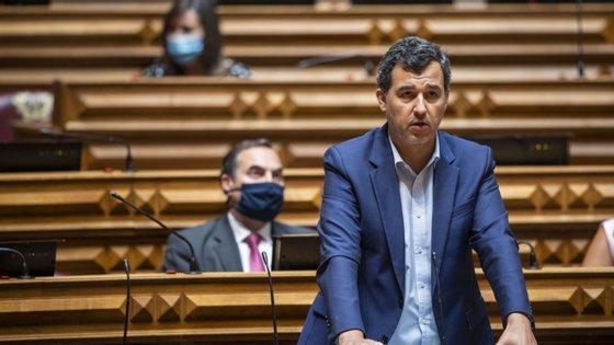 André Silva foi o cabeça de lista pelo círculo da capital nas eleições legislativas do ano passado