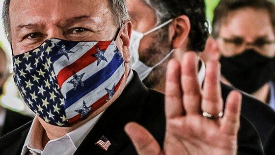 """O secretário de Estado norte-americano estendeu ainda os """"melhores cumprimentos"""" aos """"guineenses em todo o mundo"""""""