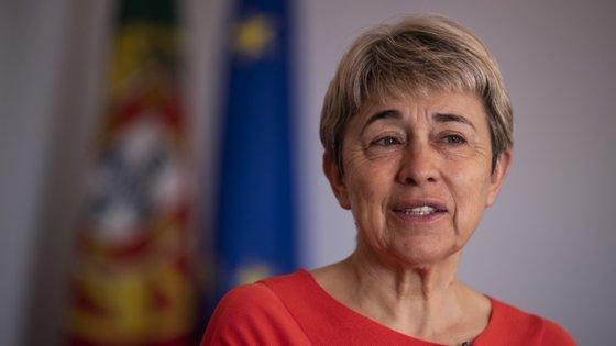 A secretária de Estado das Comunidades Portuguesas, Berta Nunes, defende que a CCP deverá continuar no Ministério dos Negócios Estrangeiros