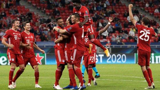 Os alemães marcaram o golo da vitória já na ponta final da primeira parte do prolongamento