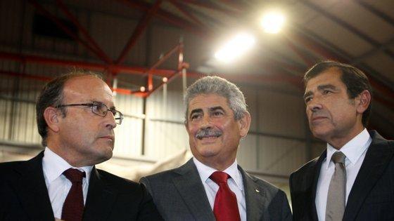 José Eduardo Moniz foi nomeado vice-presidente do Benfica em 2012