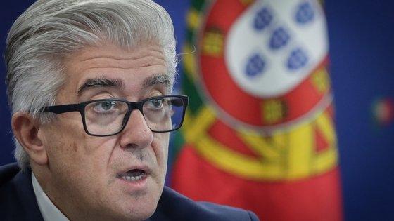 """António Lacerda Sales salientou que no período outono/inverno vai """"haver dois grandes desafios"""""""