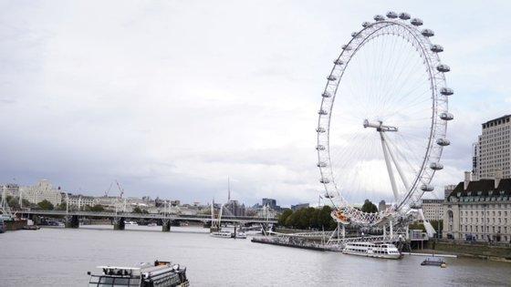 Em agosto, oReino Unido entrou em recessão pela primeira vez desde a crise financeira de 2008