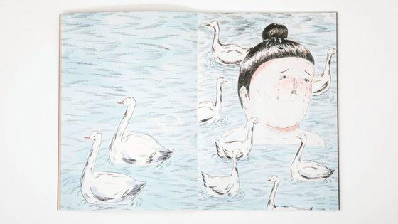Há 10 anos que Mariana Santos faz ilustrações cunhadas pelo alter-ego Mariana, a Miserável