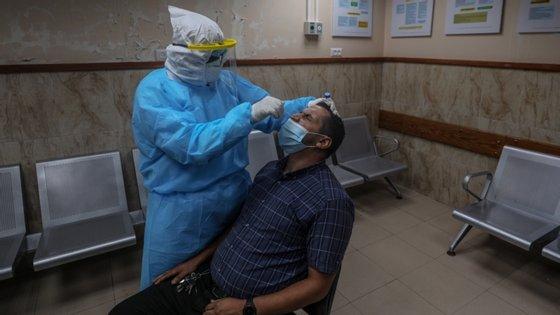 Já foram diagnosticados mais de 32 milhões de casos de Covid-19 em todo o mundo