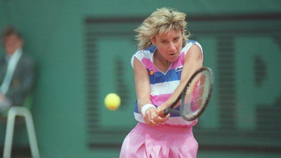 A antiga tenista norte-americana ganhou 18 Grand Slams e chegou a umas inéditas 34 finais