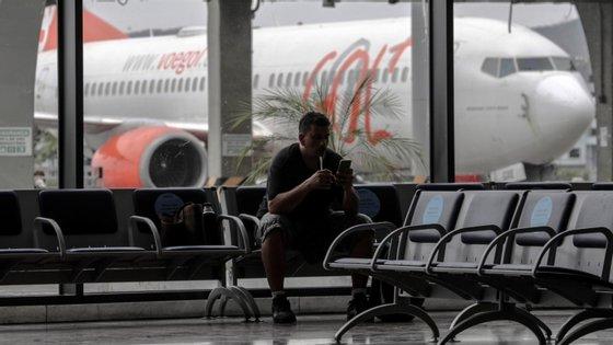 As restrições vigoravam no Brasil desde março
