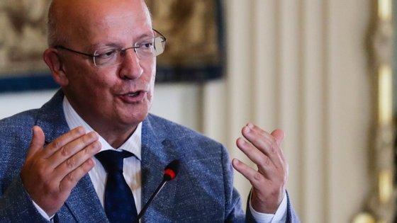 Augusto Santos Silva falava na Reunião Ministerial da Aliança para o Multilateralismo, realizada via Internet