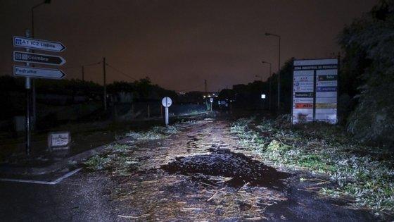 A tempestade Leslie em Portugal, que atingiu grande parte da região Centro, provocou prejuízos no distrito de Coimbra que ascenderam os 9 milhões de euros
