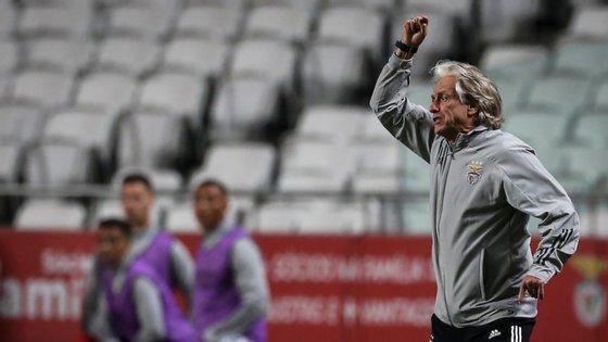 O treinador português lembrou que o Moreirense não construiu qualquer oportunidade de golo