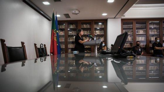 Ana Gomes apresentou a candidatura à Presidência da República a 10 de setembro