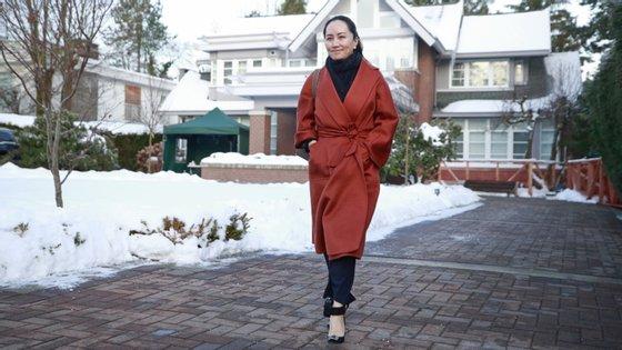 A executiva está atualmente em liberdade condicional, a viver numa propriedade de luxo em Vancouver