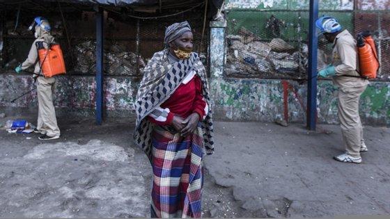 A cidade de Lichinga é a sétima a realizar um inquérito sero-epidemiológico em Moçambique
