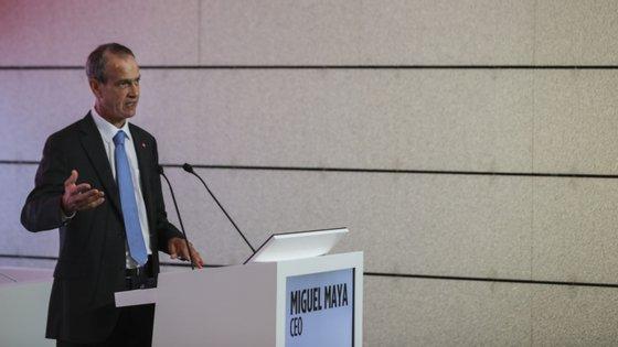 Miguel Maya, presidente da Comissão Executiva do BCP, falava na V Cimeira do Turismo Português, em Lisboa