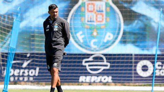 """Sérgio Conceição salientou a importância de Pinto da Costa para que fosse treinador dos """"dragões"""""""