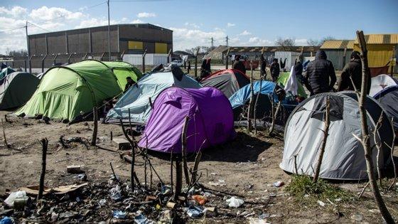 Segundo o representante local, os migrantes serão agora encaminhados para centros de acolhimento em diferentes regiões